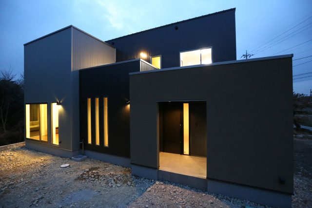 太夫塚の家