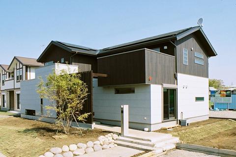 絆を深める豊かな雰囲気の住宅