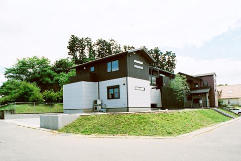 日本の美と心を感じる住宅