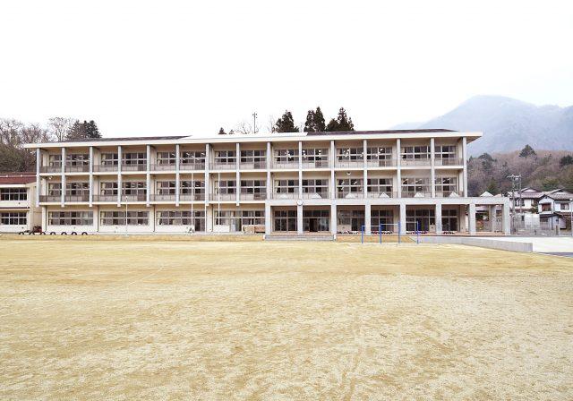 塩原小中学校