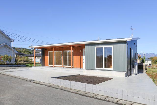 館ノ川の家