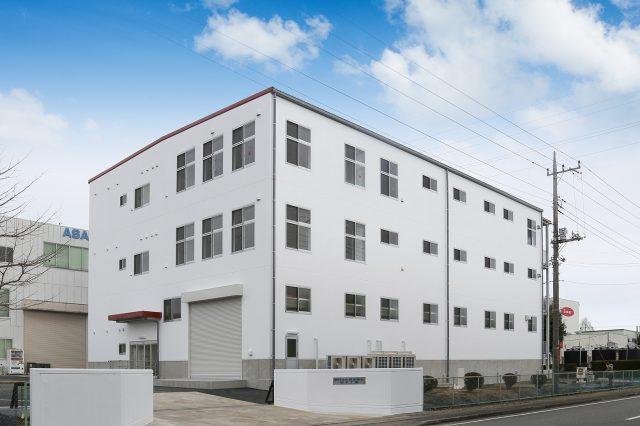 朝日分光株式会社 新工場
